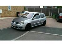 Clio 172 sport £450