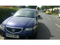 Honda accord 2.2 icdti sports 119500 genuine miles