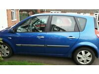 Renault Grand Scenic 7 seater deisel cheap part ex & swaps consid £ eitherway look at are other cars