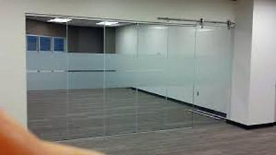 "60"" X 10 FT ROLL WHITE FROST FILM PRIVACY FOR OFFICE,BATH,GLASS DOORS,MATTE FILM"