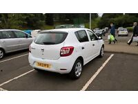 **2013 Dacia Sandero - 1 owner low mileage**