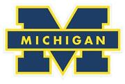 University of Michigan Decals