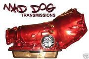 700R4 Transmission Rebuilt