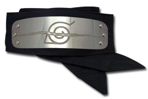 GENUINE Naruto Anti-Leaf Village Headband