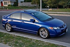 Looking for a Honda Civic Si!