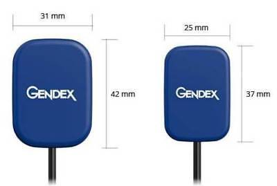 Combo Gendex Gxs-700 Dental Digital Intraoral Sensor Rvg Size 1 2 Expedite Ship