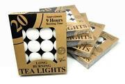 Tea Light Candles Bulk
