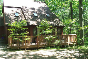 4 bedroom cottage Grand Bend Huron Woods