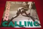 The Clash London Calling LP