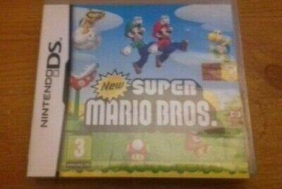 New Super Mario Bros. (Nintendo DS) & Original Box