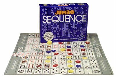 Jumbo Sequence Box Edition, New, Free Shipping