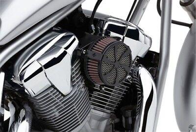 Cobra Black Swept Air Cleaner Intake for 2013-2014 Yamaha Bolt XV950 06-0267-01B
