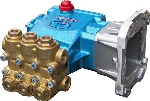 """CAT 66DX40GG1 Pressure Washer Pump 1"""" Shaft 4000 PSI 4 GPM w/ VRT3-310EZ"""