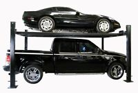 Car Lift! Store your summer car. U.S. Made