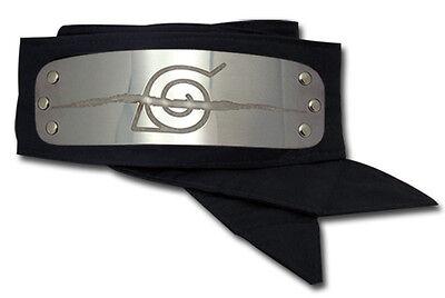 **Legit** Naruto Shippuden Anti-Leaf Village Logo Authentic Ninja Headband #7857