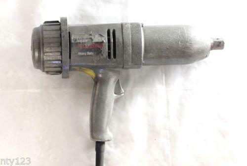 1 2 Cordless Impact >> Black Decker Impact Wrench | eBay