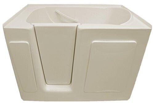 Avora Bath 3150 Walk In Tub Biscuit Soaker