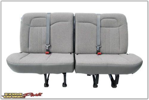 Chevy Gmc Van Seats Ebay