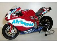 Ducati 999F04 Bsb 2005 Team Airwaves HaslamThe Model