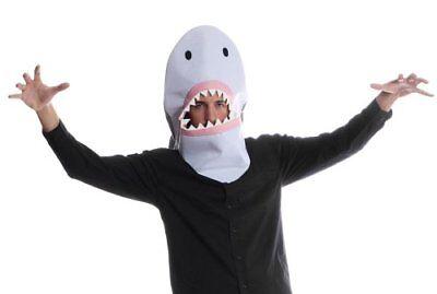 SHARKNADO SYFY SHARK MASK HALLOWEEN COSTUME CHILDREN ADULT FELT - Syfy Halloween Costumes