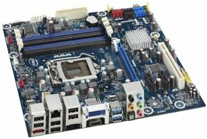 1155 Motherboard - Intel Media Series LGA (New In Packaging)