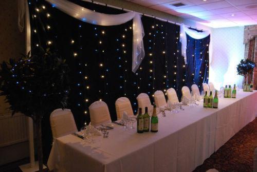 Starlight Backdrop Other Wedding Supplies Ebay