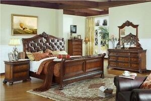 King bedroom set must sell by Tonight