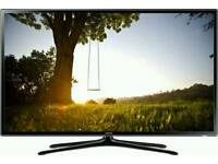 "Samsung 40"" 'smart' Led TV with Freeview HD, built-in WiFi black edition stunning"