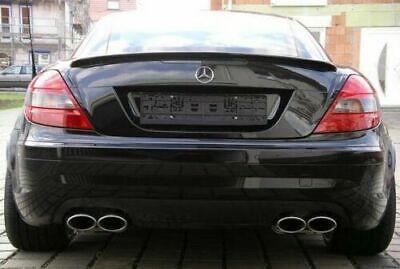 Heck Spoiler Spoilerlippe Kofferraum Heckspoiler Lippe für Mercedes SLK R171