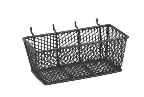 Pegboard basket ebay for Garage totes 76