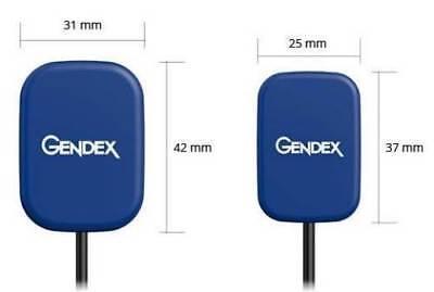 Combo Gendex Gxs 700 Dental Xray Digital Radio Graphic Rvg Sensor Size2 Size 1