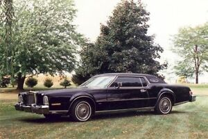 1974 Mark IV Lincoln Continental
