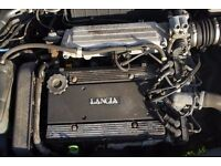 Fiat 1.8 Twin Cam Engine *** CAN BE HEARD AND SEEN RUNNING AND DRIVING ***