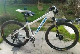 RCZ650 27.5 Race Mountain Bike with Rockshox Reba Fork and Shimano SLX drivetrain