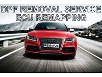 DPF REMOVAL ECU REMAPPING Birmingham Coventry Nottingham Leicester