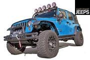 Jeep JK Fenders