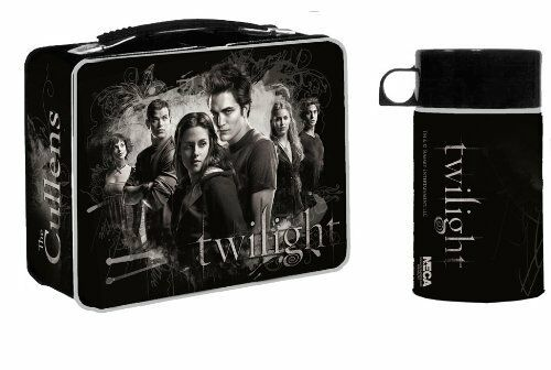 Twilight Lunchbox Bella and Cullens ~ Includes Thermos inside Lunch Box ~ Edward