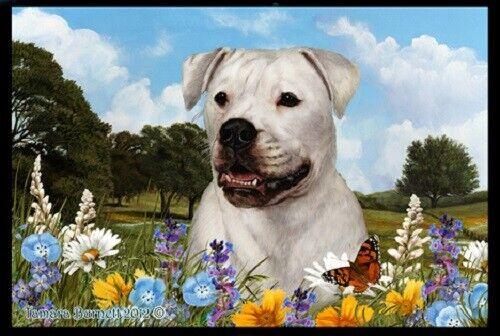 Summer Floor Mat - American Bulldog 39300