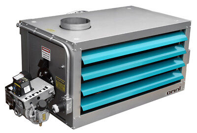 Gut OIL GARAGE HEATERS  FURNACE Snitch on Component 150,000 BTU Unstinting Ignite Made in  USA