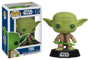 Star Wars - Yoda Funko Pop