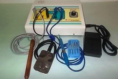 New Electro Cautery Mini Electro Surgical Generator Bipolar Monopolar Machine