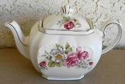 Sadler Floral Teapots