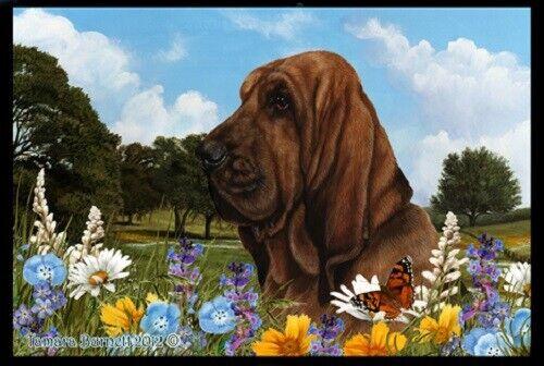 Summer Floor Mat - Bloodhound 39073