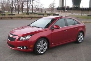 2011 Chevrolet Cruze LTZ Turbo RS Appearance Package