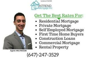 1st & 2nd Mortgage / Commercial Loans / Private Finance / Residential Mortgage