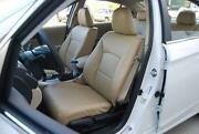 Honda Accord Leather Seats