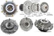 Nissan Clutch Fan