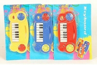 MINI CLAVIER PIANO MUSIQUE JOUET MUSICAL JEU ENFANT VOYAGE NEUF 26