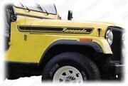 Jeep Renegade Decal