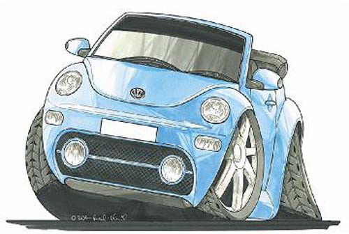 show travel parts for VW Beetle Cabrio